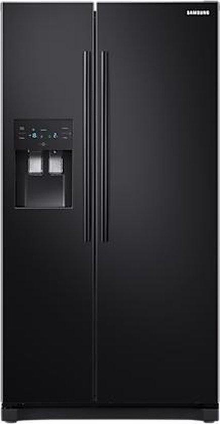 Koelkast: Samsung RS50N3403BC/EF - Amerikaanse Koelkast, van het merk Samsung