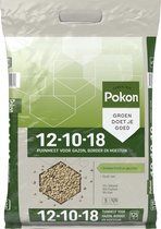 Pokon Tuinmest 12-10-18 - Voor Gazon en Siertuin - 5kg voor 125m²