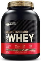 Optimum Nutrition - 100% Whey Gold Standard Protein - Chocolade Hazelnoot - 2270 gr