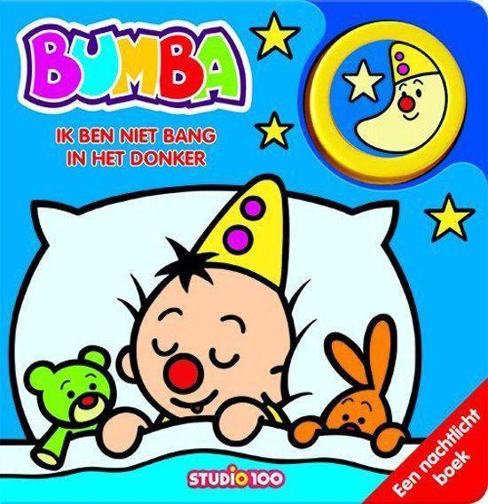 Afbeelding van boekje Bumba - Ik ben niet bang in het donker speelgoed