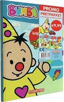 Afbeelding van Pretpakket Bumba - 3 doeboeken - Feestpakket Studio 100 Bumba