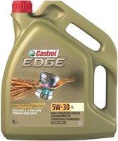 Castrol Edge Titanium 5W30 LL - Motorolie - 5L