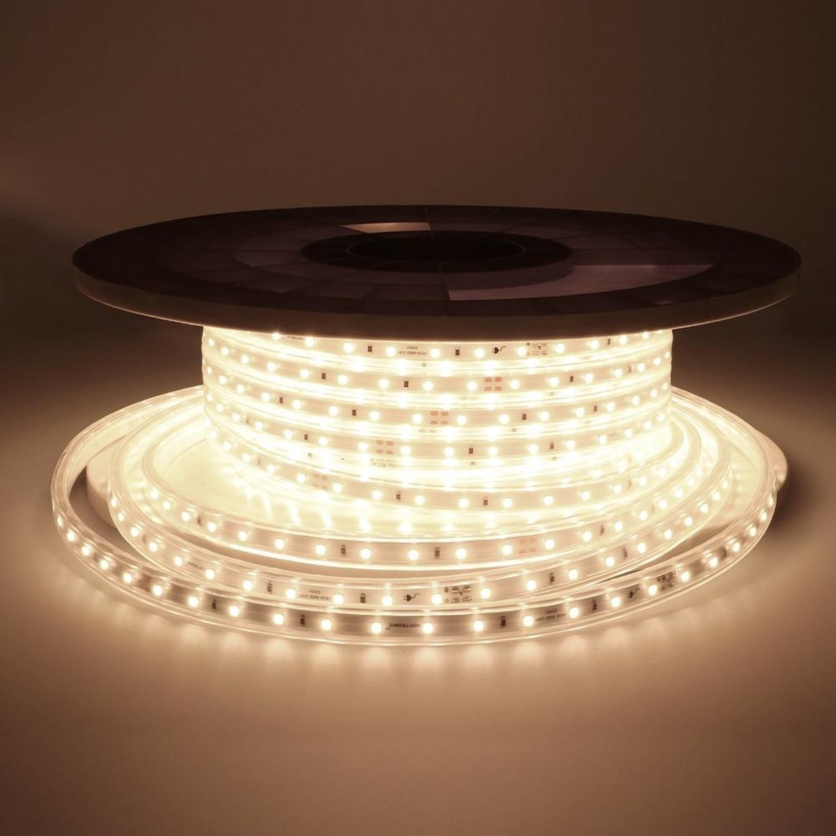 Dimbare LED Strip 25m 4000K 60 LEDs/m IP65 Plug & Play - Flex60 Series