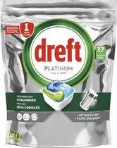 Bol.com-Dreft Original All In One Regular - Voordeelverpakking 4x37 stuks - Vaatwastabletten-aanbieding
