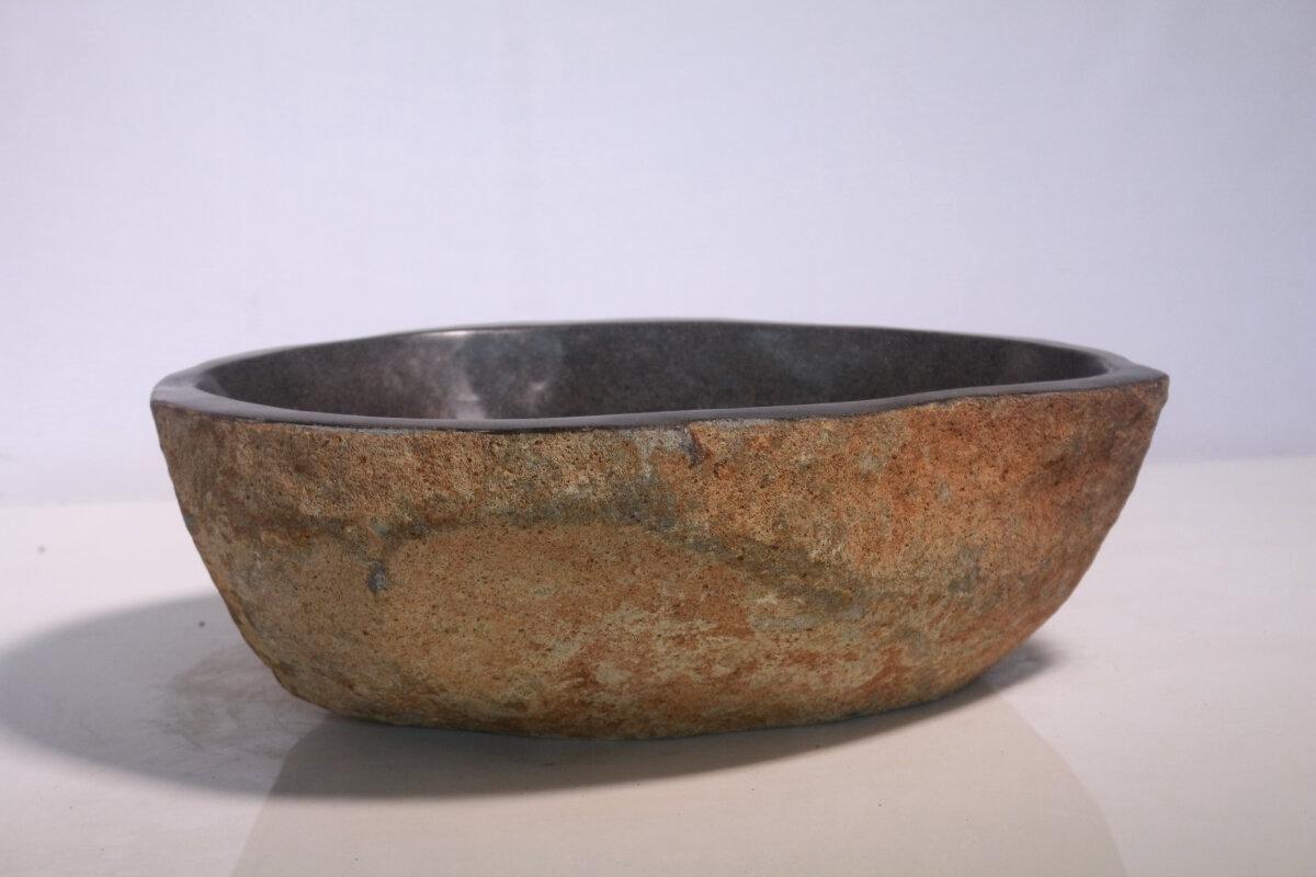 Natuurstenen waskom | DEVI-W20-142 | 31x41x15