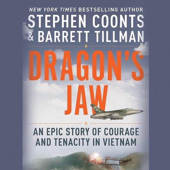 Boek cover Dragons Jaw van Stephen Coonts (Onbekend)