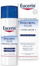 Eucerin Hyaluron-Filler Anti-Rimpel Urea Rijke textuur Nachtcrème - 50 ml