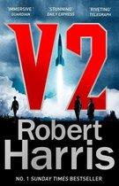 Boek cover V2 van Robert Harris