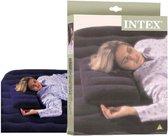 Intex Downy Pillow - Luchtkussen - 1-Persoons - 43x28x9 cm