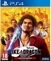 Yakuza 7 Like a Dragon Day Ichi Edition PS4-game