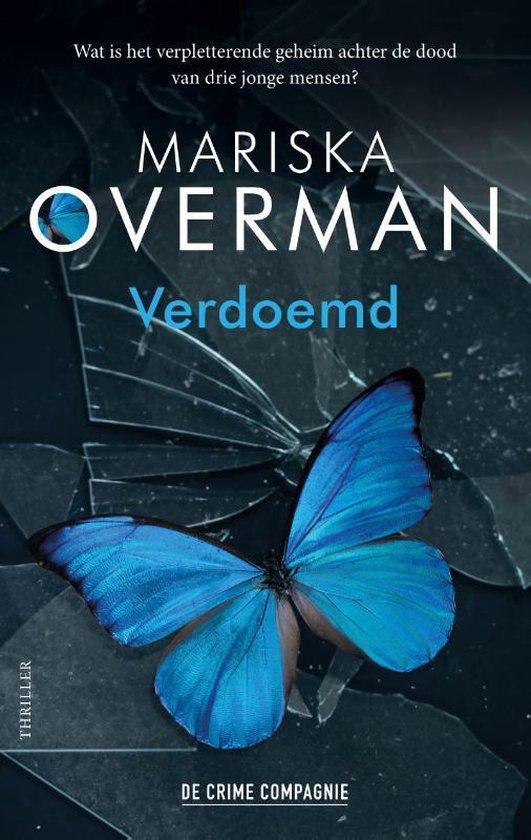 Boek cover Dieudonné 3 -   Verdoemd van Mariska Overman