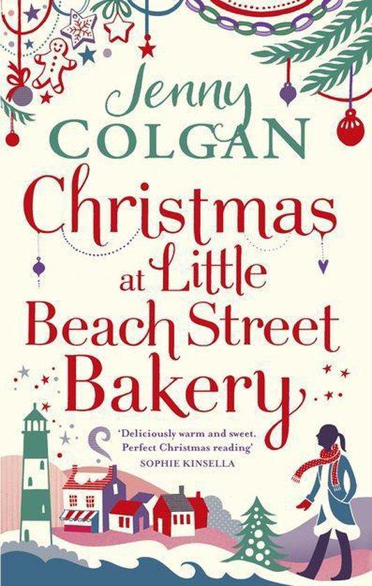Omslag van Christmas at Little Beach Street Bakery