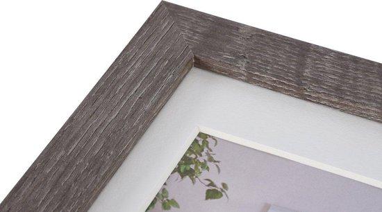 Fotolijst - Henzo - Modern - Fotowand - 10 lijsten - Grijs