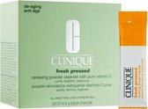 Clinique - Fresh Pressed Renewing Powder Cleanser With Pure Vitamin C - 28.0g