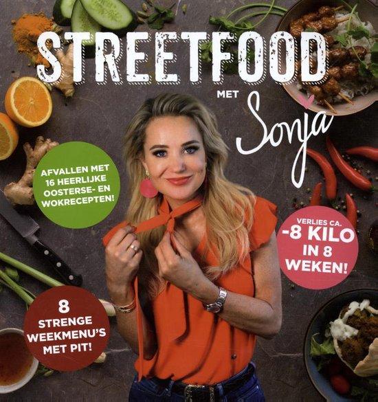 Boek cover Streetfood met Sonja van Sonja Bakker (Paperback)