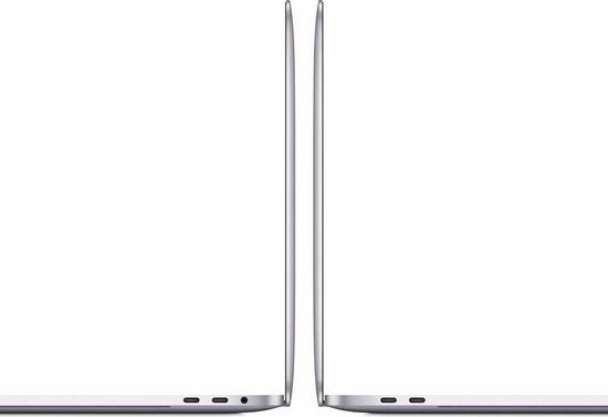 Apple MacBook Pro (April, 2020) MWP82 - 13.3 inch - Intel Core i5 - 1 TB - Zilver