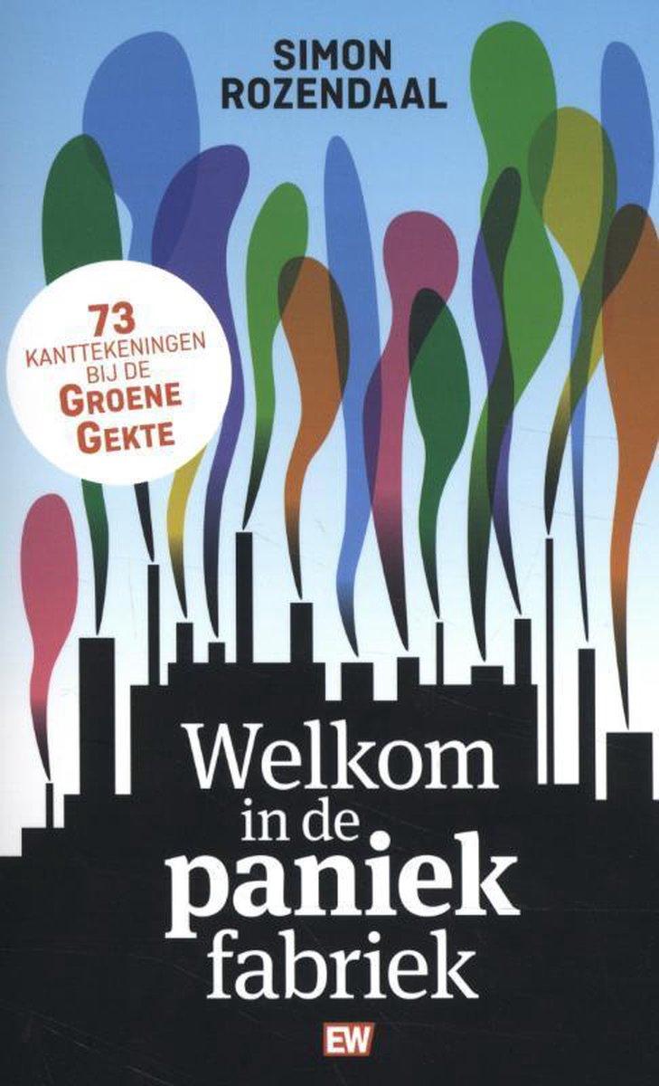 EW Boeken  -   Welkom in de paniekfabriek