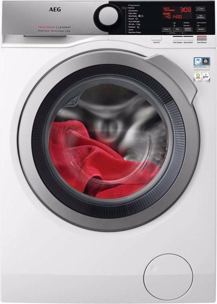 AEG ProSteam wasmachine L7FENS96