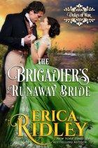 Omslag The Brigadier's Runaway Bride