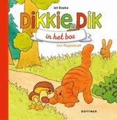 Kinderboeken Gottmer Dikkie Dik - Dikkie Dik in het bos (flapjesboek karton). 1+