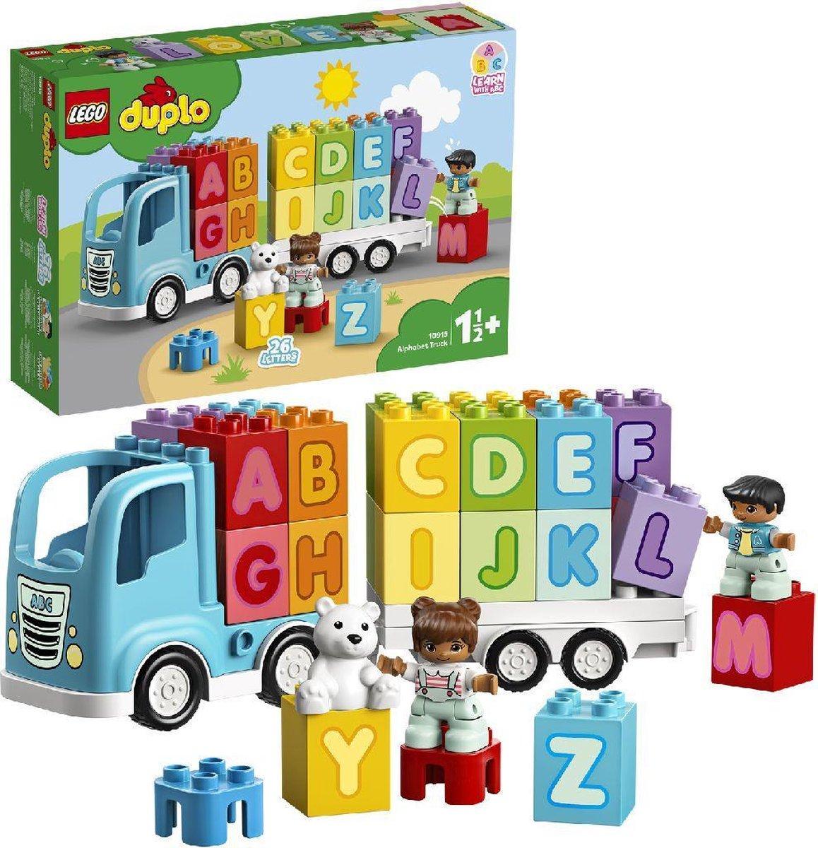 Lego 10915 Duplo Alphabet Truck