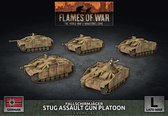 Flames of War: Stug assault gun platoon