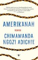 Boek cover Amerikanah van Chimamanda Ngozi Adichie (Paperback)