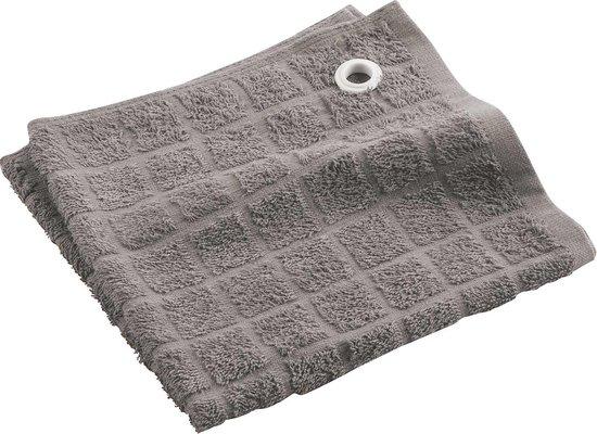 Handdoek-voor de keuken 50x50cm taupe