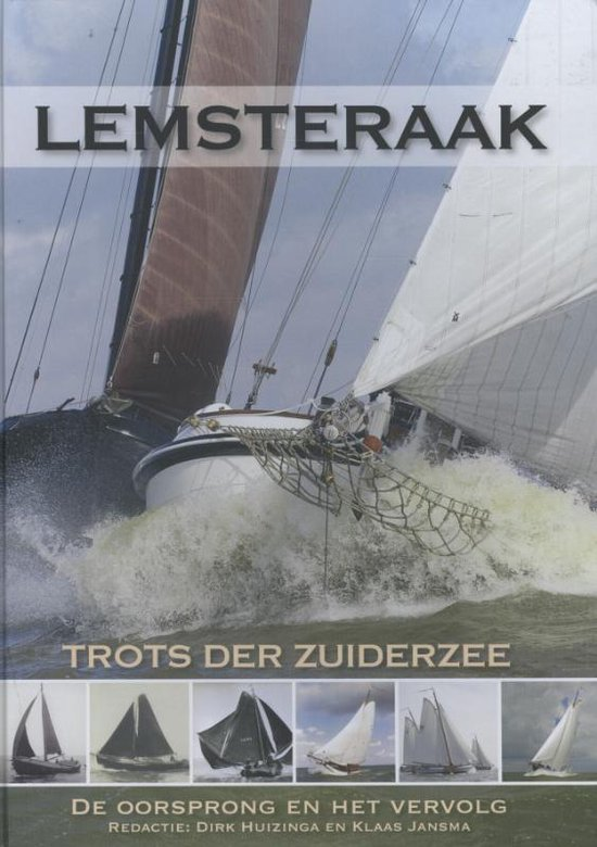 Boek cover Lemsteraak van  (Hardcover)