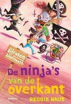 De piraten van hiernaast  -   De piraten van Hiernaast: De ninja's van de overkant