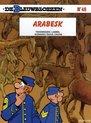 Afbeelding van het spelletje Stripboeken De Blauwbloezen - Arabesk - Nummer 48