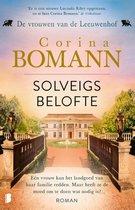 Boek cover Vrouwen van de Leeuwenhof 3 -   Solveigs belofte van Corina Bomann (Paperback)