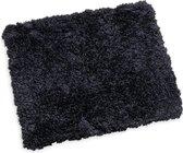 Badmat Classic pure 50x60cm zwart