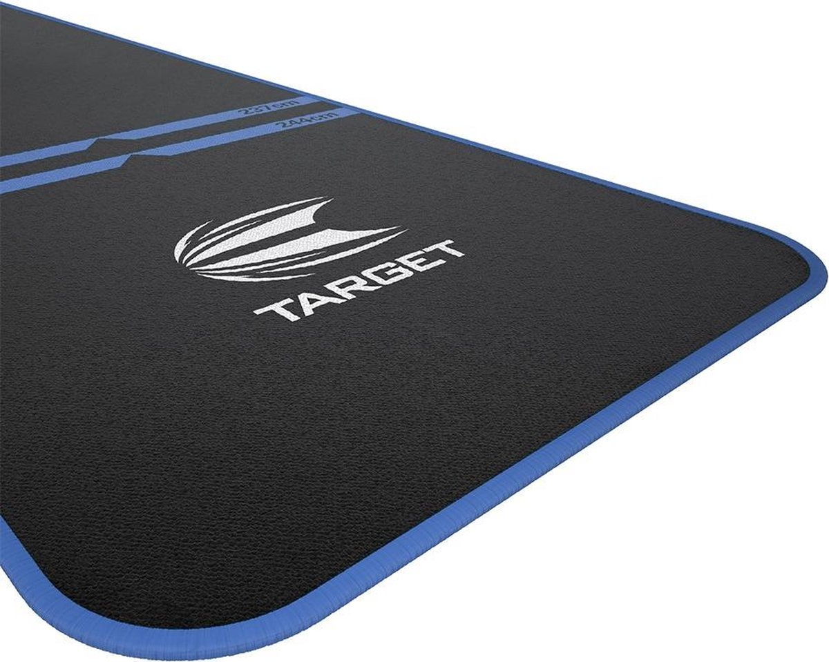 Target World Champions Dartmat Blue