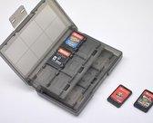 24 Slots Plastic Game Kaarten Houder voor Nintendo Switch