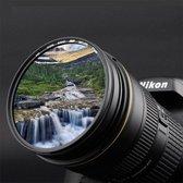 55mm CPL Polarisatie MC Lens Filter Langwei Multi Coating