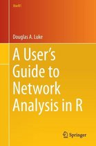 A User's Guide to Network Analysis in R