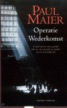 Boekomslag van 'Operatie Wederkomst'