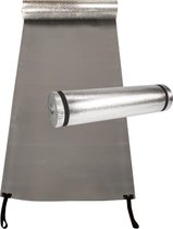 Abbey Campingmat Foam - Reflecterend - Aluminium/Grijs