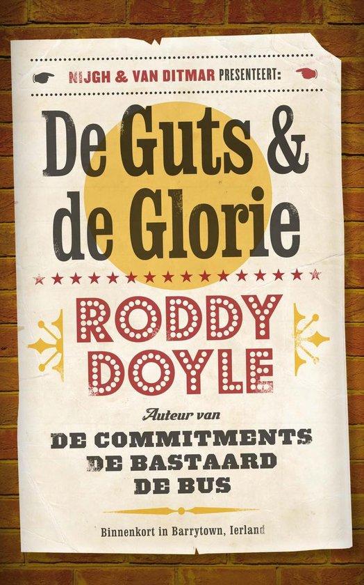 De guts en de glorie - Roddy Doyle   Fthsonline.com