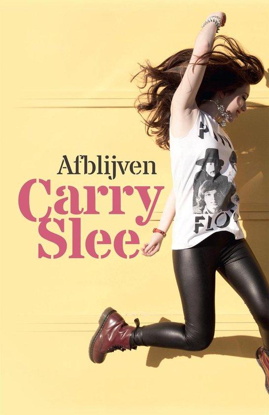 Boek cover Afblijven van Carry Slee