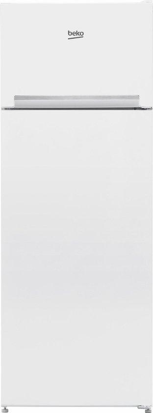 Koelkast: Beko RDSA240K20W - Compacte Koel-vriescombinatie - Wit, van het merk Beko