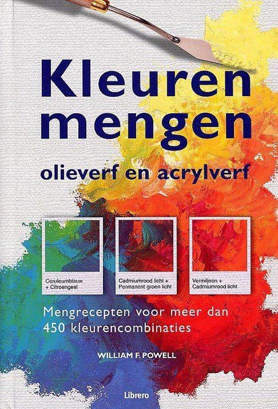 Kleuren Mengen - William F. Powell   Fthsonline.com
