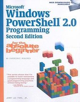 Microsoft (R) Windows PowerShell 2.0 Programming for the Absolute Beginner