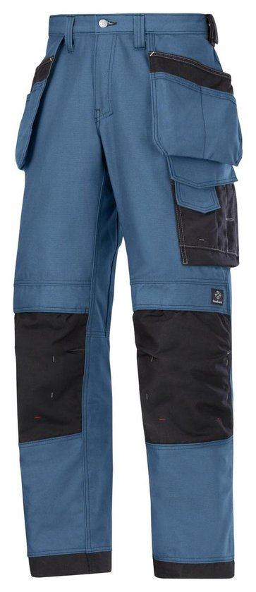 Snickers Canvas+ Broek met holsterpockets 3214-0404-48 - Snickers Workwear