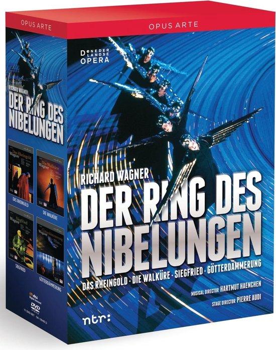 CD cover van Der Ring Des Nibelungen van De Nederlandse Opera
