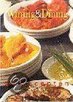Wining & Dining Receptenboek