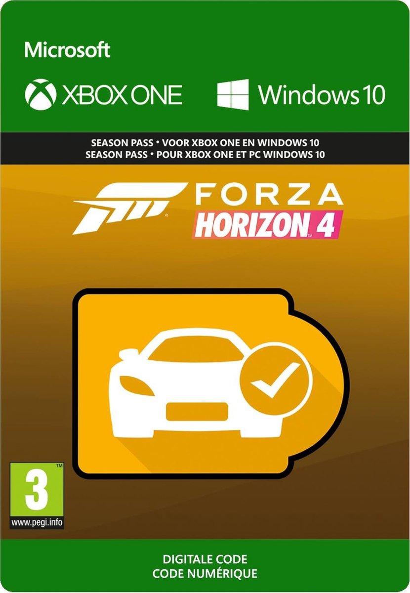 Forza Horizon 4: Autopas - 84 auto's - Xbox One / Windows 10