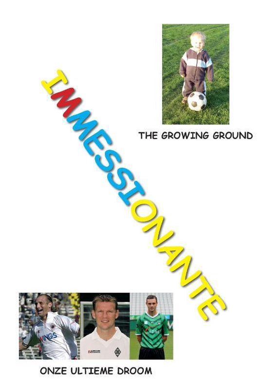 Immessionante - Growing ground - Marcel Sterckx pdf epub