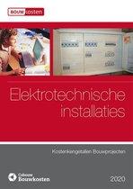 Kostenkengetallen Bouwprojecten - Elektrotechnische installaties 2020